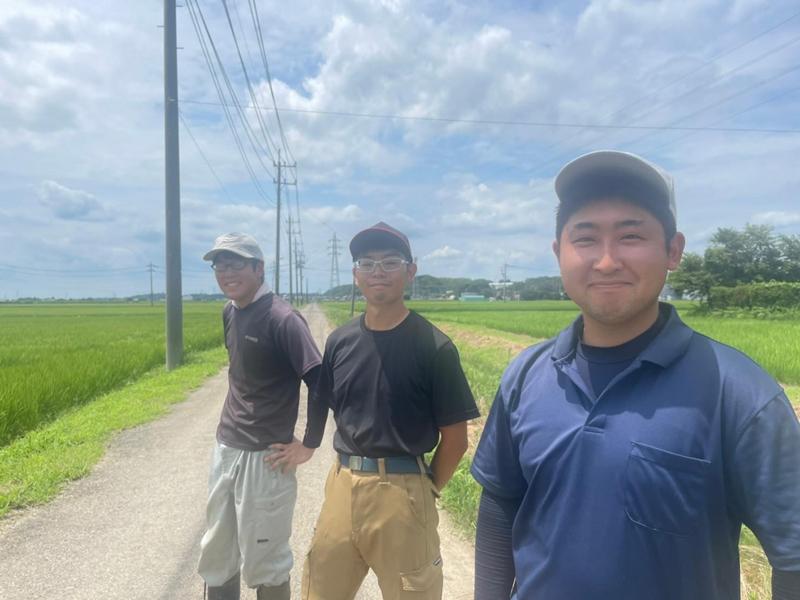 農業振興事業部のメンバー