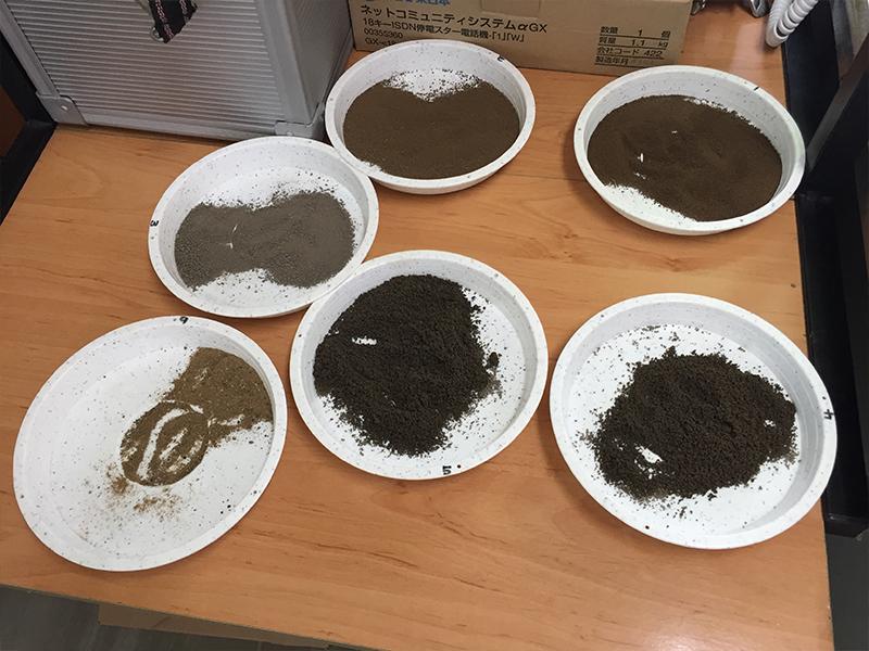 土壌検定・施肥設計